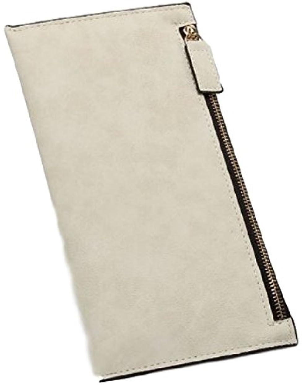失うライラックモスエレガント コンパクト スマート セカンド サブ 財布 薄い 軽い スリム カード 入れ シンプル デザイン メンズ レディース 兼用 ビジネス プレゼント