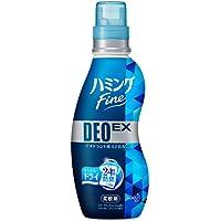 ハミングファイン 柔軟剤 DEOEX スパークリングシトラスの香り 本体 540ml