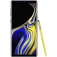 Samsung サムスン Galaxy Note9 Dual N9600 (SIMフリー) 128GB Ocean blue/ブルー 香港版 最強スペックQualcomm Snapdragon 845, Octa-core (4x2.8 GHz Kryo 385 Gold & 4x1.7 GHz Kryo 385 Silver) 並行輸入品