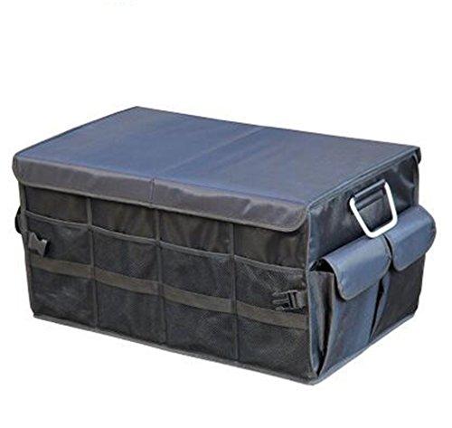 the raki 布製折りたたみ式収納ボックス 車にも最適 インナーボックス 多機能 工具収納 手提...