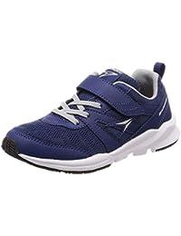 [シュンソク] 運動靴 通学履き 瞬足 幅広 衝撃吸収 17~24.5cm 3E キッズ 男の子 女の子