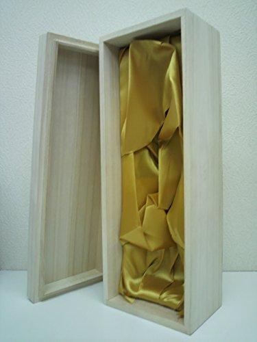 木箱(桐箱) 1本入り 720ml・900ml専用 【日本酒・焼酎兼用】
