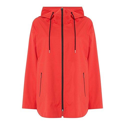 (マックスマーラ) Max Mara Weekend レディース アウター レインコート Teatino Red Raincoat [並行輸入品]