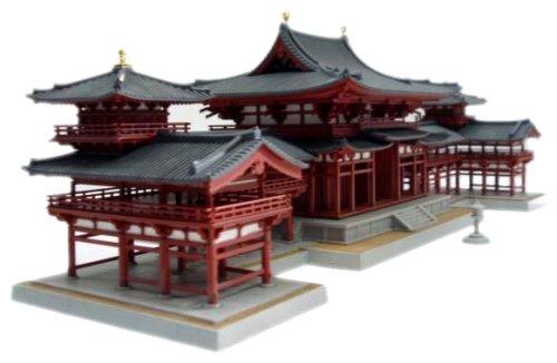 フジミ模型 建物 No.08 1/150 宇治平等院 鳳凰堂 2005年改修版...