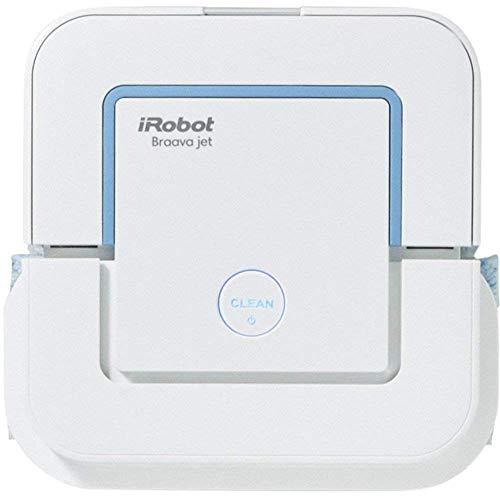 iRobot 床拭きロボット ブラーバ ジェット240 ホワイト B240060 B240060
