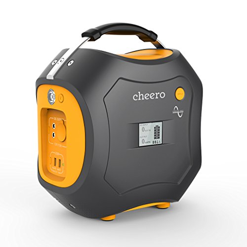 cheero Energy Carry 500Wh (139...