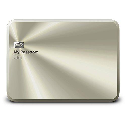 WD HDD ポータブルハードディスク 3TB My Passport Ul...