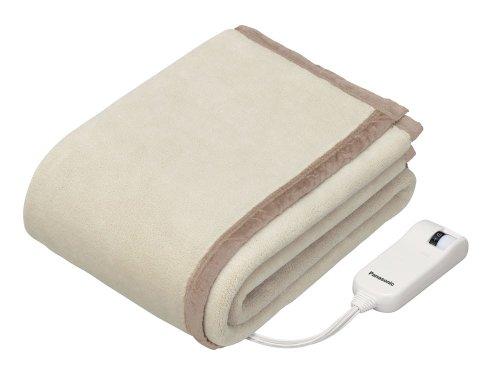 パナソニック 電気しき毛布 節約室温センサー付 160×85c...