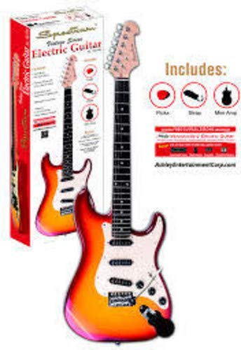 Spectrum AIL 78CFM Solid-Body Electric Guitar by Spectrum