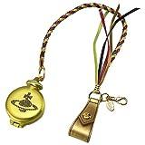 (ヴィヴィアンウエストウッド)Vivienne Westwood ラインストーン付きゴールド携帯灰皿(オーブ)