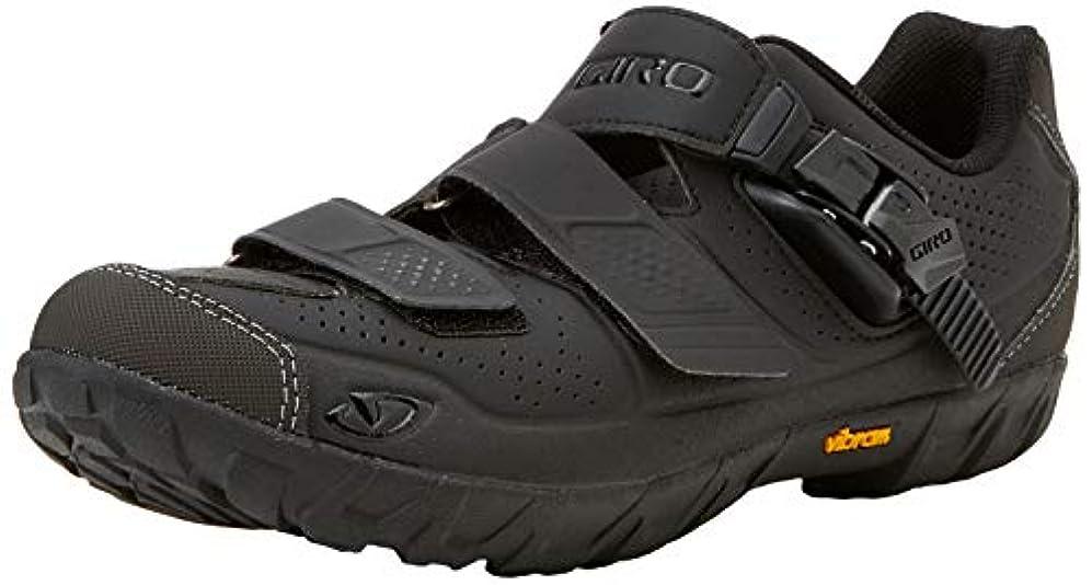 崇拝します形約束するGIRO(ジロ) シューズMTB TERRADURO Black 43サイズ