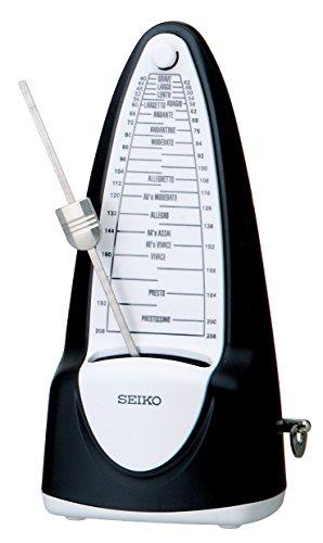 SEIKO セイコー メトロノーム 振り子式 スタンダード ノアールブラック SPM320B