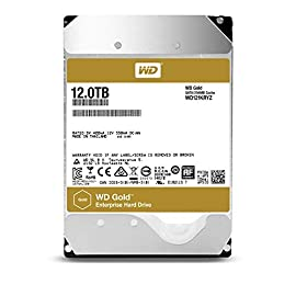 WD 3.5inch Gold 12TB キャッシュ 256MB SATA6Gb/s 7200rpm WD121KRYZ