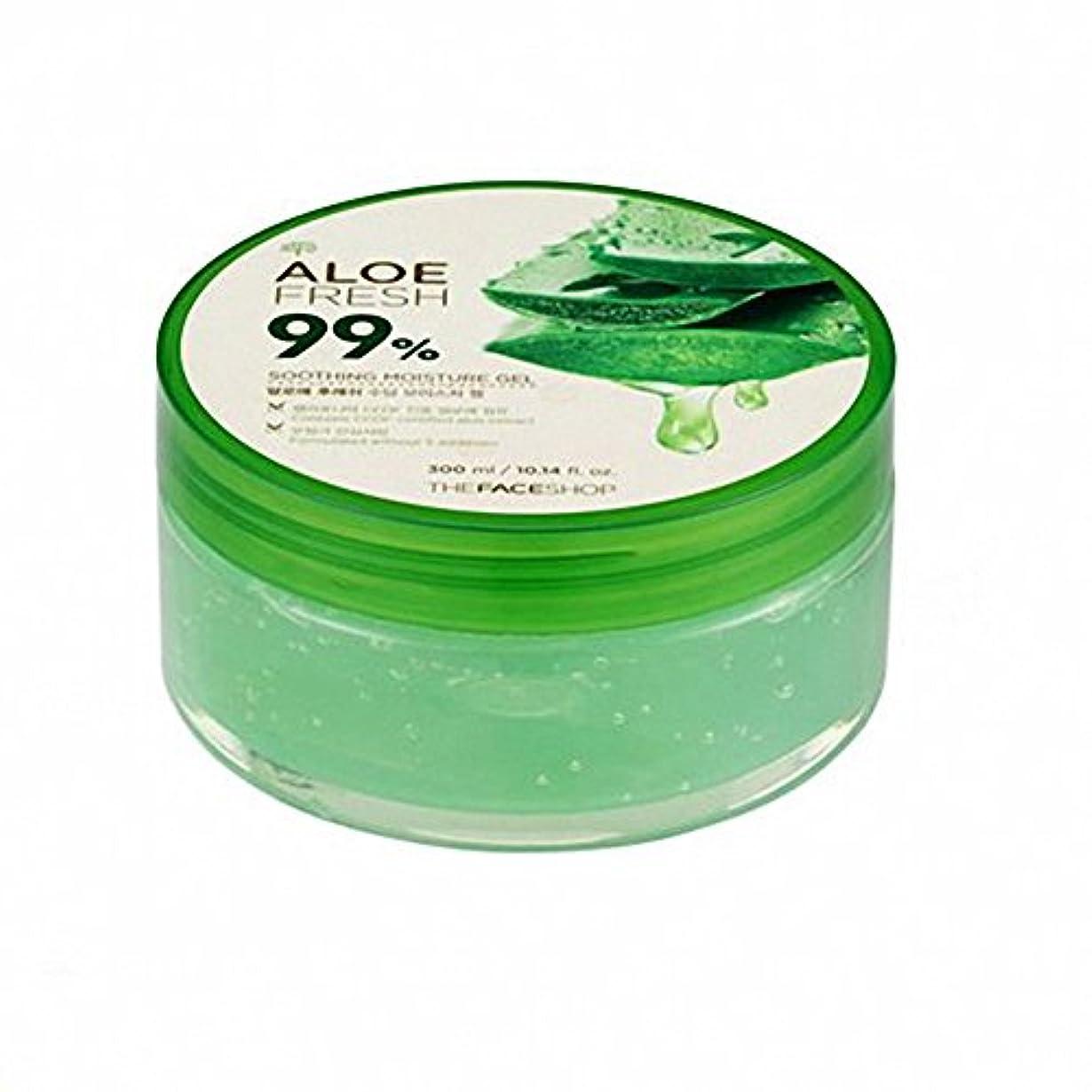 保険をかける費用数学者ザ·フェイスショップ The Face Shopアロエフレッシュスージングモイスチャージェル(300ml) The Face Shop Aloe Fresh Soothing Moisture Gel 300ml [海外直送品]