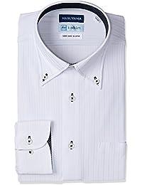 (はるやま) HARUYAMA i-shirt 完全ノーアイロン 長袖 ボタンダウンアイシャツ
