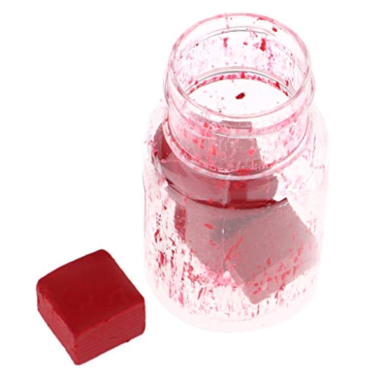 玉ねぎに慣れもっともらしい口紅の原料 リップスティック顔料 DIYリップライナー DIY工芸品 9色選択でき - H