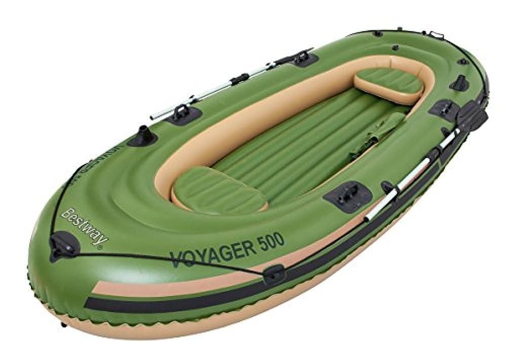 擬人ディーラー疑わしいゴムボート ボイジャー500 インフレータブル 65001