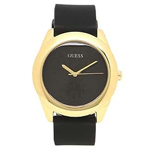 [ゲス]腕時計 レディース アウトレット GUESS U1203L2 ブラック [並行輸入品]
