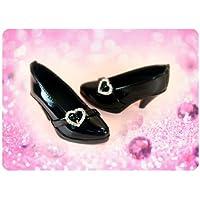 High Heels Black Super Dollfie SD DD common size shoes shoes -69355528