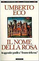 Il Nome Della Rosa [Italian]