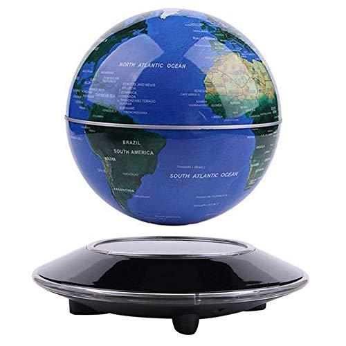 磁気浮上 地球儀 世界地図 360...