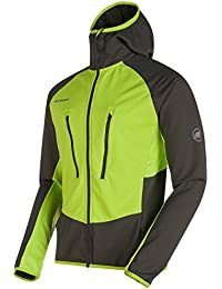 Mammut Aenergy Light ML Hooded Jacket graphite/sprout M