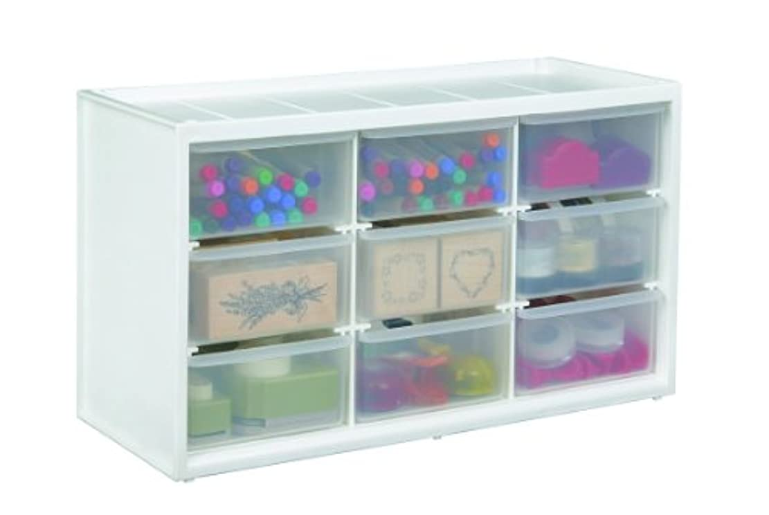 合併症きらめく週末ArtBin Store-In-Drawer Cabinet-14.375