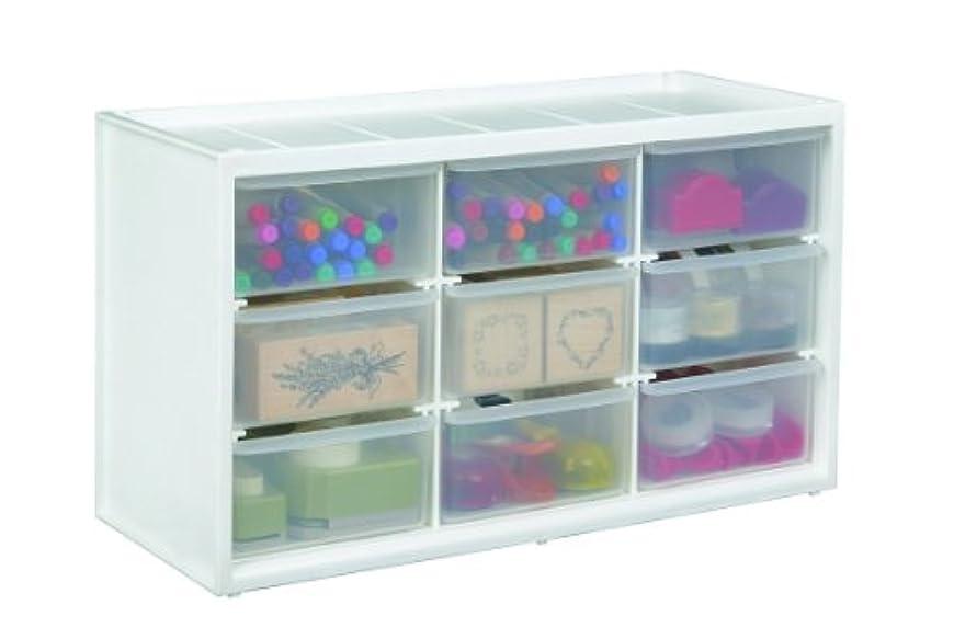 機会対処空虚ArtBin Store-In-Drawer Cabinet-14.375