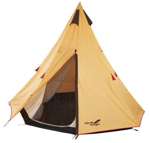 ノースイーグル テント ワンポールテント 300 [3~4人用] NE156