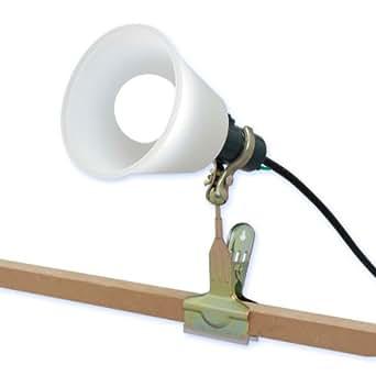 アイリスオーヤマ LEDライト ワークライト クリップ 防滴型 ILW-45BC