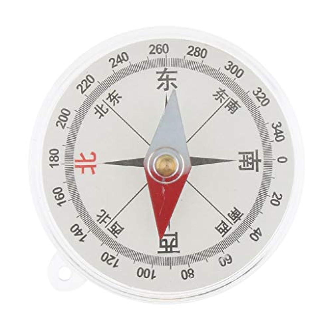 小道記念シダSM SunniMix コンパス 方位磁針 教育用 プラスチック ポータブル