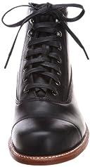 Rockford 1000 Mile Cap-Toe Boot: Black W05292