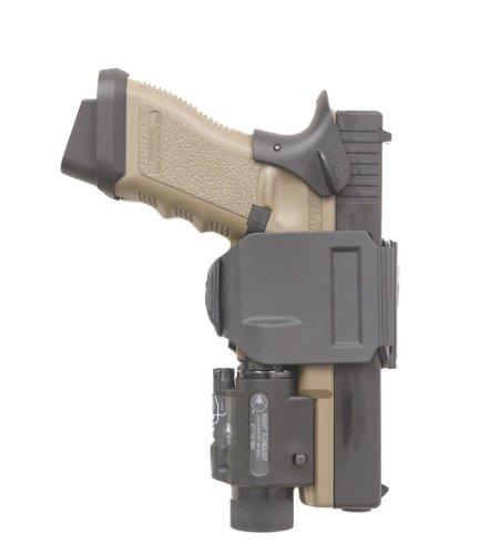 実銃リアルサイズ   DYTAC ユニホルスター GLOCK G17 / 19 / 22 / 23 BK 東京マルイ銀弾に対応 DY-HS01-BK