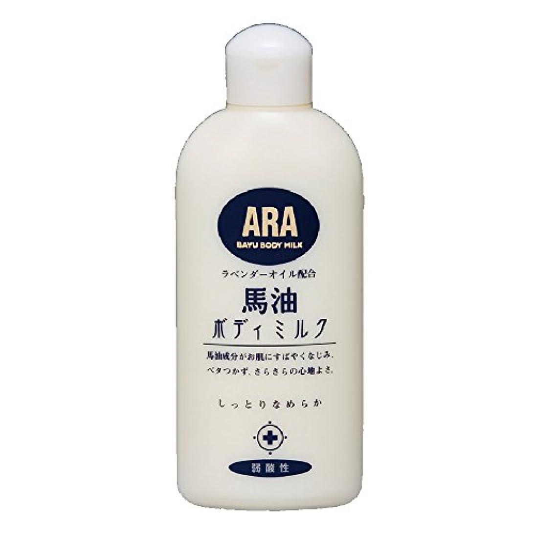 オピエート原子炉アプローチフェニックス アラ 馬油ボディミルク