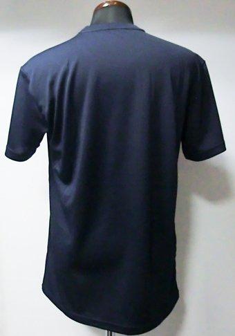 (アンド1) And1 ウェア Tシャツ In Your Face Dunk Tee Nvy バスケットボール M