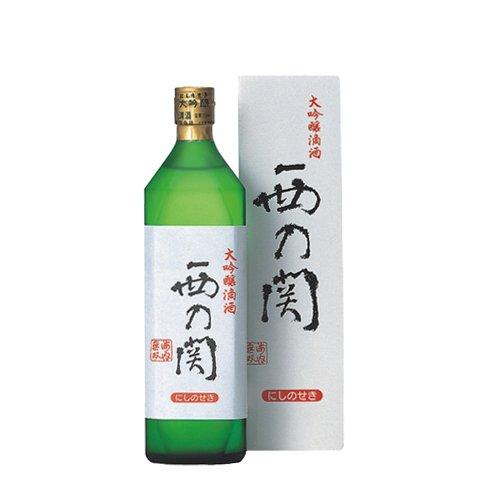 西の関 大吟醸 滴酒 720ml [大分県]