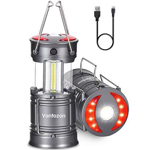 LEDランタン 高輝度 キャンプランタン usb充電式 電池式 2in1給電...