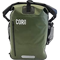 COR Surf Men's Waterproof Backpack With Padded Laptop Sleeve