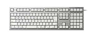東プレ Mac用キーボード REALFORCE for Mac 変荷重 昇華印刷キー (ホワイト R2-JPVM-WH)