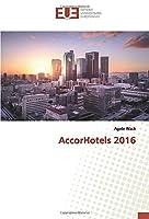 AccorHotels 2016