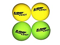 RampShot Replacement Balls 4pc set(2green,2yellow) [並行輸入品]
