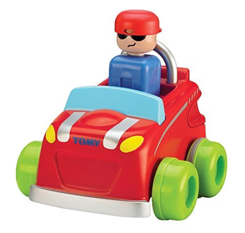 Tomy Push & Go Car [並行輸入品]
