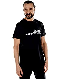 (マムート) MAMMUT アウトドア Tシャツ QD アジリティ Tシャツ 1017-10061 [メンズ]
