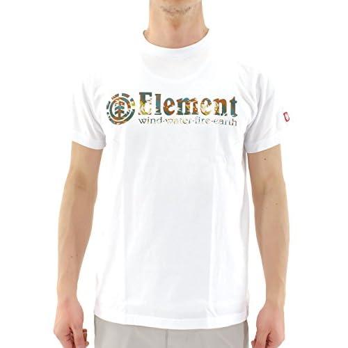 (エレメント) ELEMENT メンズ半袖Tシャツ AF021-256 WBL L