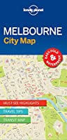 Lonely Planet Melbourne City Map (Lonely Planet City Maps)