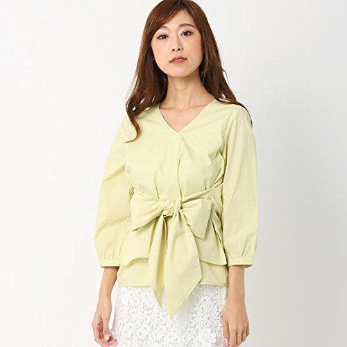 ミューズ リファインド クローズ(MEW'S REFINED CLOTHES) 『美人百花4月号掲載』ウエストリボンブラウス