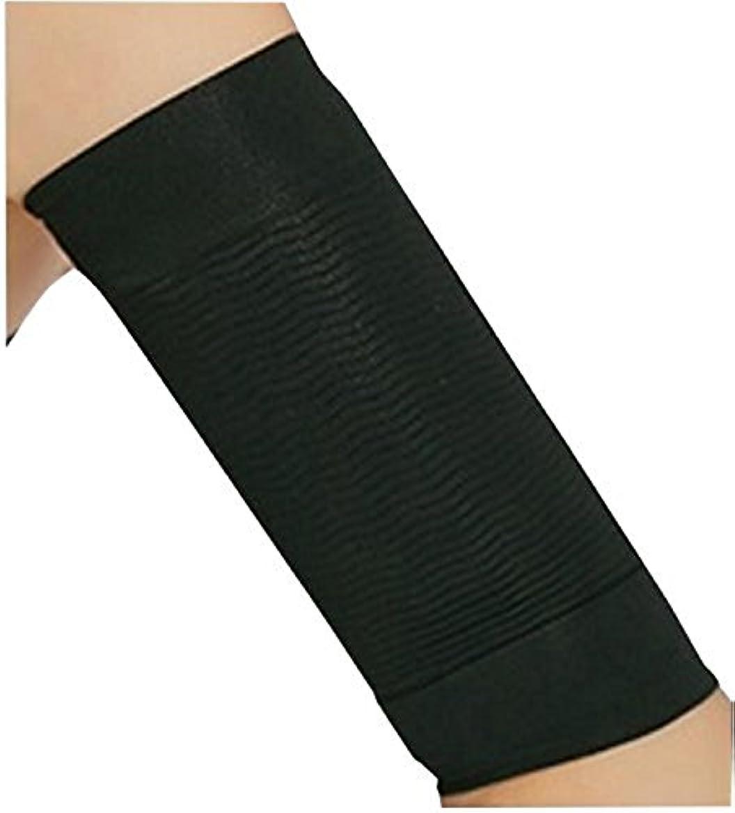 離すブリーフケース手荷物CREPUSCOLO 二の腕引き締め! 二の腕シェイパー 二の腕 引き締め 二の腕痩せ ダイエット 二の腕ダイエット インナー シェイプアップ 脂肪燃焼 セルライト 加圧下着 (ブラック)