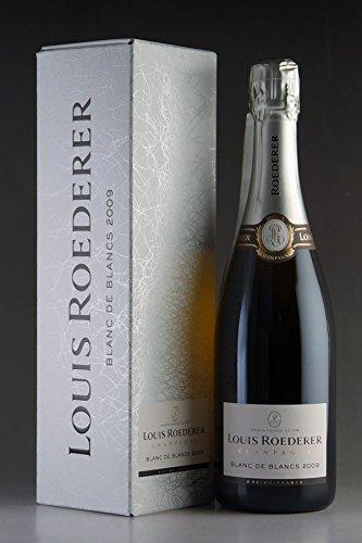 [2009] ルイ・ロデレール ブラン・ド・ブラン 750ml 【正規品】【オリジナルギフト箱】 Louis Roederer Blanc de Blancs