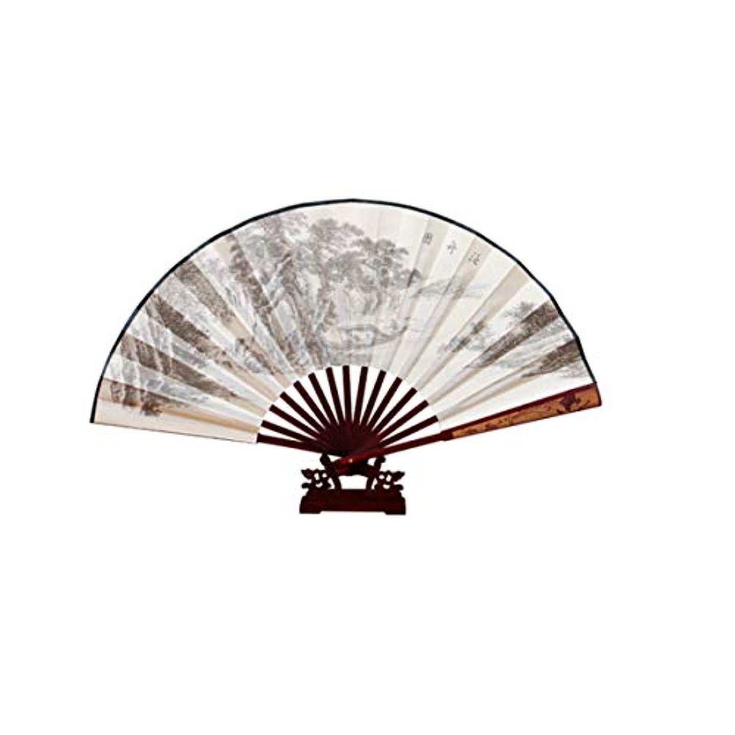 等しいぬるいジョガーKATH ファン、シルクファン、中国の特別な贈り物、クリエイティブ?ギフト扇子