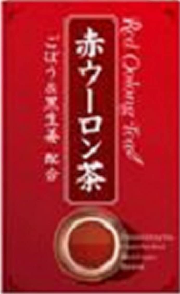 体細胞ショートカット目に見える赤ウーロン茶 3.0g*20包